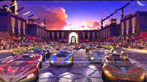 Ali Dee the Deekompressors - Go Speed Racer Go