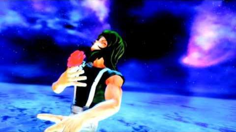 Saint Seiya Senki PS3 Pisces Aphrodite - Bloody Rose 1080p