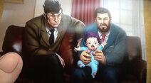 KotZ Netflix, Picture of Alman, Graad, & Baby Sienna