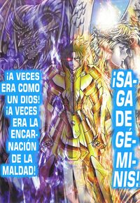Saga en Next Dimension