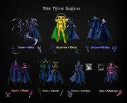 Titan Twelve Coupling