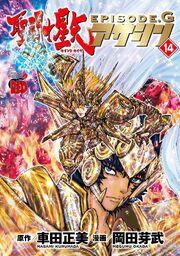 Saint Seiya Episode.G Assassin - Volumen 14