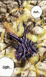 Suikyo recibe el Gran Cuerno