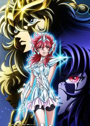 Segundo Poster del anime de Saintia Sho