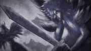 Hades en Saint Seiya Omega