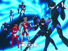 God Warriors Anime