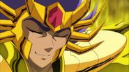 Cancer Deathmask (Soul of Gold - 02)
