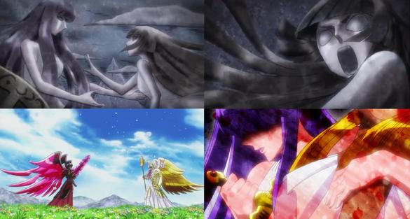 Pallas e Atena - As Deusas do Destino
