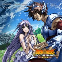 Saint Seiya THE LOST CANVAS Original Soundtrack Cover