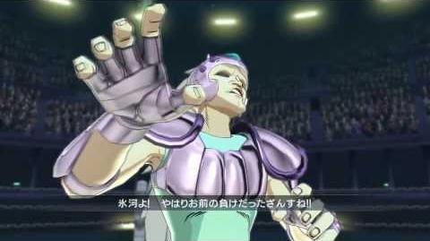 Saint Seiya Brave Soldiers PS3 Trailer Seiya com A Armadura Divina Noticias 9