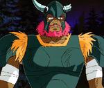 (Asgard) Soldado Barba-Ruiva