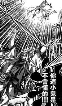 Shion atacado Hakurei