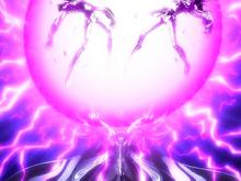 Thanatos derrota Shiryu e Hyoga
