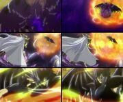 Corona Blast (variante OVA 9)
