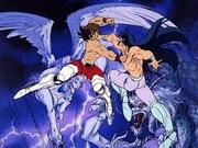 Seiya vs shiryu no clotth
