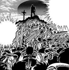 Ikki se torna líder dos Cavaleiros Negros