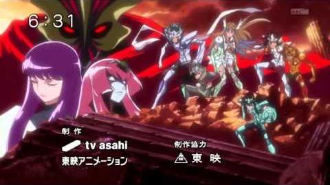 Saint Seiya Omega - 2ª Abertura Original Completa