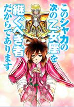 Shun, o próximo Cavaleiro de Virgem