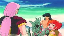 Mu, Kiki e Shiryu 7