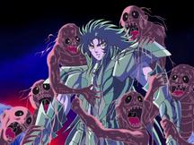Os mortos agarram Saga