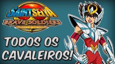 Saint Seiya Brave Soldiers, Todos os CAVALEIROS, Armaduras e Especiais - Nillo21