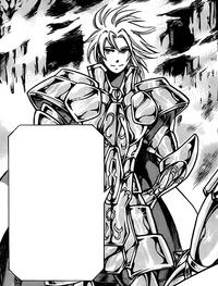 Aspros recem Cavaleiro de Gêmeos