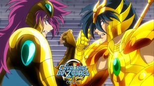 Shiryu vs Reia