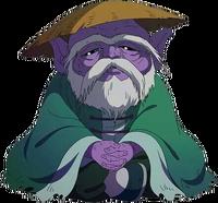 Dohko (Mestre Ancião) aparência