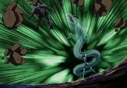 Shiryu vs rock