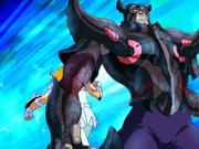 Iwan é derrotado por Hyoga de Cisne