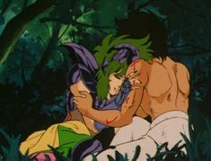 Shaina e Seiya