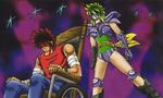 Shaina estranhamente se aproxima de Seiya