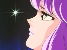 Saori observa Polaris, sinalizando novos confrontos