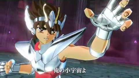 Saint Seiya Brave Knights PS3「聖闘士星矢 ブレイブ・ソルジャーズ」第1弾PV