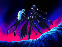 Radamanthys derrota Afrodite e Máscara da Morte-0