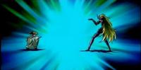 Dohko (ancião) vs Shion