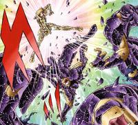 Shion derrota Espectros