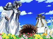 Hypnos intervém na execução de Seiya