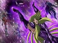 Shion derrota Seiya Shiryu Hyoga e Shun de uma vez