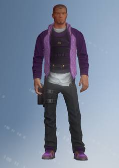 Gang Customization - Saint 6 - Taylor - in Saints Row IV