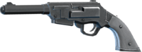 SRIV Pistols - Heavy Pistol - The Captain - Chrome-Plated