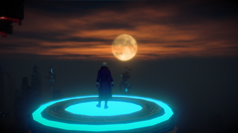 Simulation Override 2 - Vengeance sky