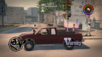 Varsity - left with logo in Saints Row 2