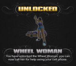 Wheel Woman SR1