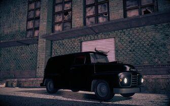 Betsy - Propaganda Truck - front right in Saints Row IV