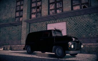 Betsy - Propaganda Truck - front right in Saints Row IV
