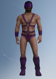 Gang Customization - Gimp 1 - Peter - in Saints Row IV