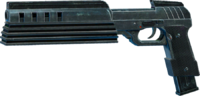 SRIV SMGs - Rapid-Fire SMG - Cyborg Pistol - Default