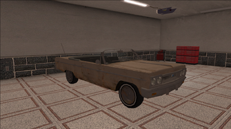 Saints Row variants - Compton - Beater - front right