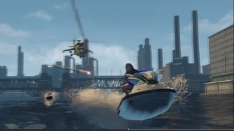 Shark and Vulture - Saints Row The Third promo